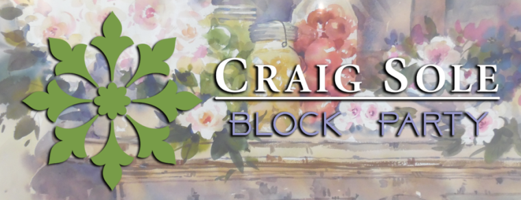 CRAIG SOLE BLOCK PARTY